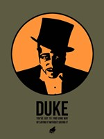 Duke 2 Fine Art Print