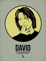 David  4 Fine Art Print