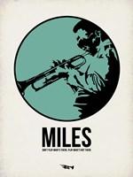 Miles 1 Fine Art Print