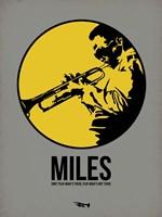 Miles 2 Fine Art Print
