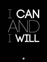 I Can And I Will 1 Fine Art Print