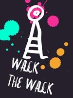 Walk The Walk 2 Fine Art Print