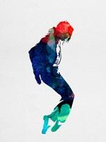 Michael Watercolor Fine Art Print