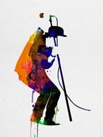 Tom Watercolor Fine Art Print