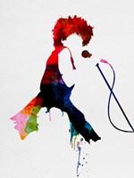 Tina Watercolor Fine Art Print