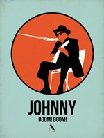 Johnny 1 Fine Art Print
