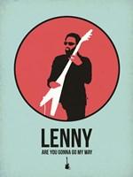 Lenny 1 Fine Art Print