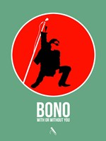Bono Fine Art Print