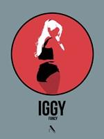 Iggy Fine Art Print