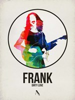 Frank Watercolor Fine Art Print