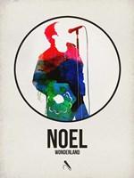 Noel Watercolor Fine Art Print
