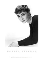 Audrey Hepburn as Sabrina Fine Art Print