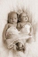 Twins Fine Art Print