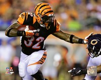 Jeremy Hill 2015 Action Fine Art Print