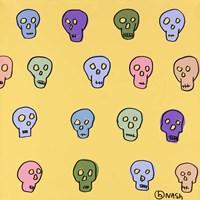 Skulls Fine Art Print