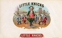 Little Knicks Fine Art Print