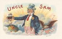 Uncle Sam Fine Art Print