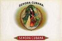 Senora Cubana Fine Art Print