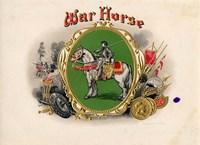 War Horse Fine Art Print