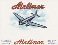 Airliner Fine Art Print
