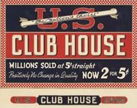 Club House Fine Art Print