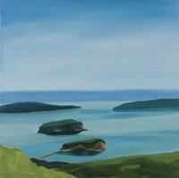 Porcupine Islands Fine Art Print