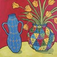 Two Vases Fine Art Print