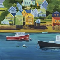 Harbor Fine Art Print