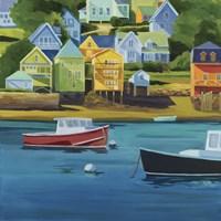 Harbor Fine Art Print