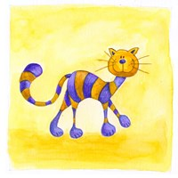 Cat 1 Fine Art Print