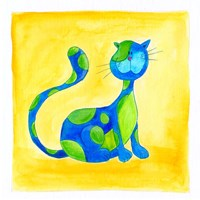 Cat 3 Fine Art Print