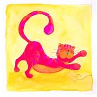 Cat 4 Fine Art Print
