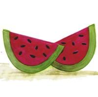 Water Melon Fine Art Print