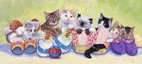 Little Rascals Fine Art Print