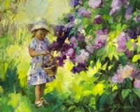 Lilac Festival Fine Art Print