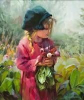 Child Of Eden Fine Art Print