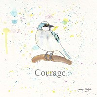 Courage 1 Fine Art Print