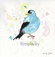 Simplicity 1 Fine Art Print