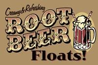 Root Beer Floats Fine Art Print