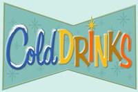 Cold Drinks Fine Art Print