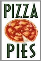 Working Pizza Fine Art Print