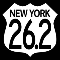 NY Marathon Fine Art Print
