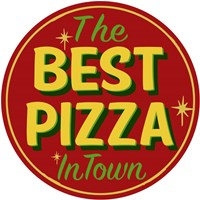 Best Pizza In Town Fine Art Print