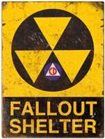 Fallout 1 Fine Art Print