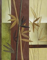 Bamboo Study II Fine Art Print