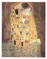 The Kiss Fine Art Print