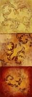 Paisley Panel II Framed Print