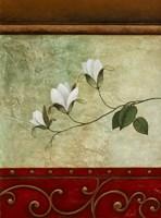 Stone Wall II Framed Print