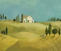 Countryside II Framed Print
