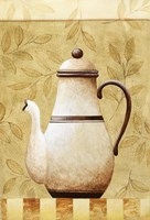 Coffee Pot II Framed Print